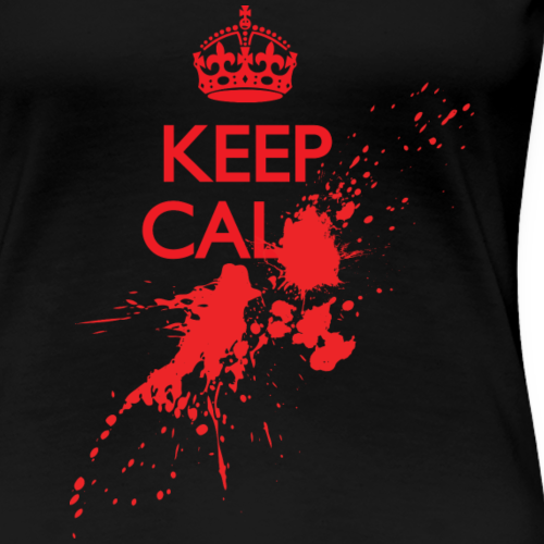 Keep Calm and ... Funny Halloween Shirt