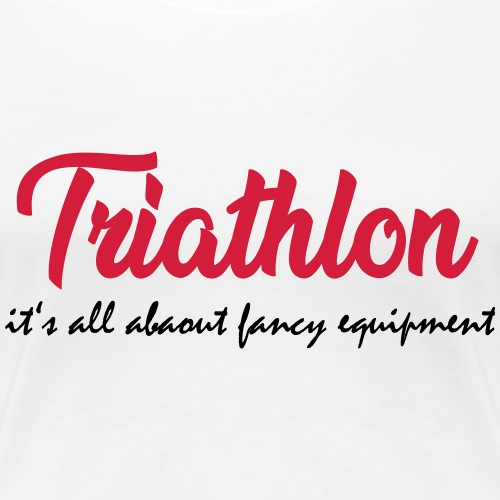 Triathlon its all about