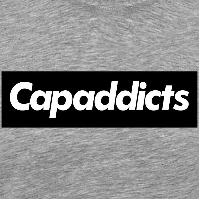 Capaddicts Boxlogo Grey/Black/White