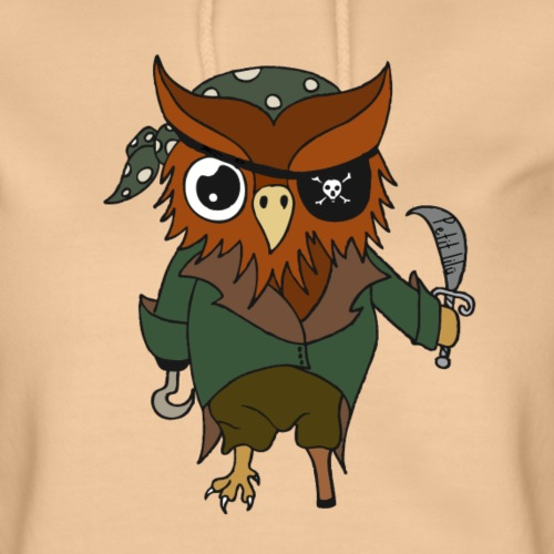The Pirate Owl