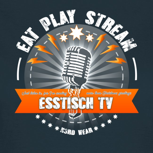 Eat, Play, Stream - Esstisch-TV