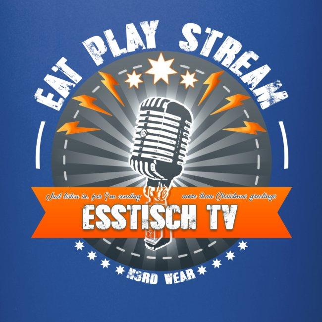 Eat, Play, Stream - Esstisch-TV