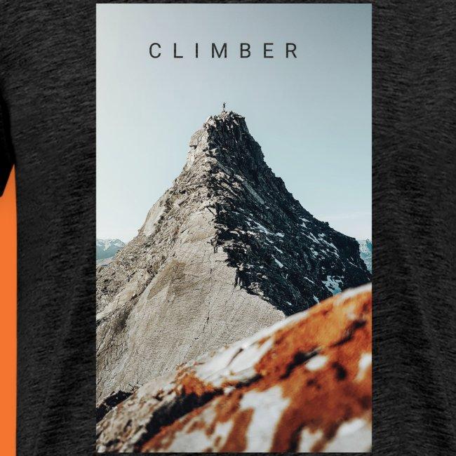 Climber - Print