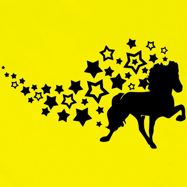 Warnweste Sternentölter