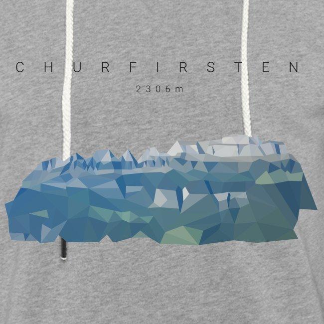 Churfirsten - Low Poly