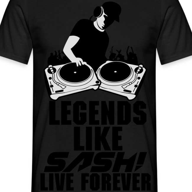 Legend`s T-Shirt 2019