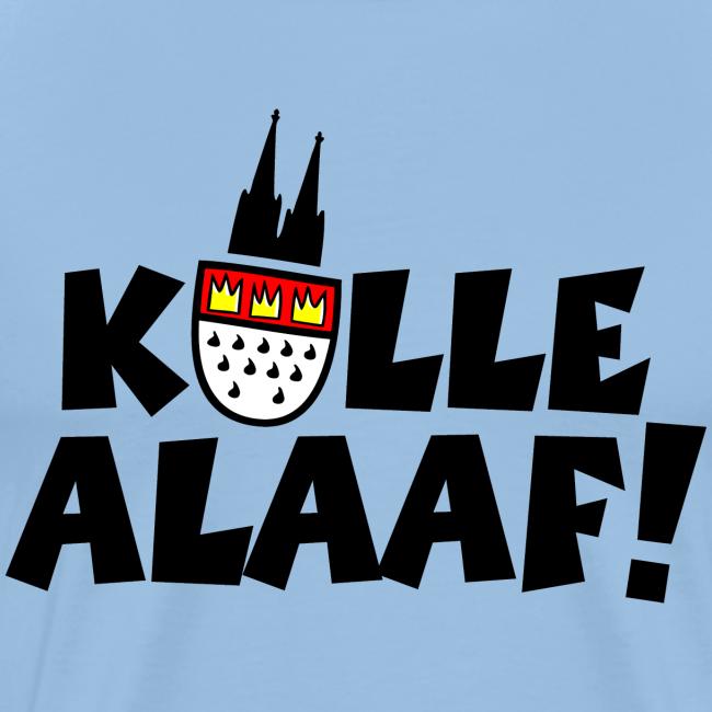 Kölle Alaaf Karneval in Köln Premium T-Shirt