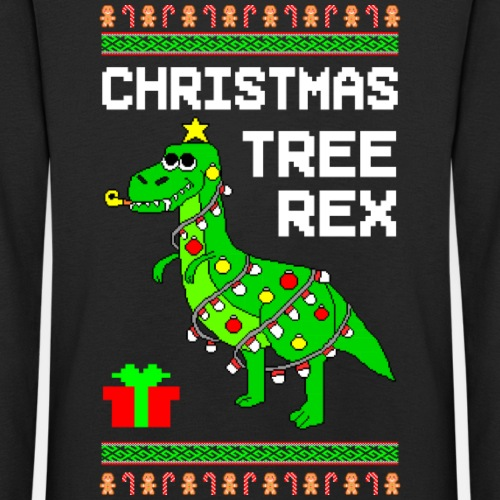 Tree Rex Ugly Christmas
