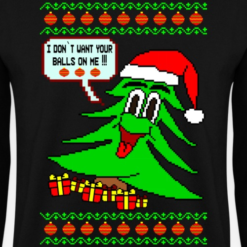 Balls Ugly Christmas