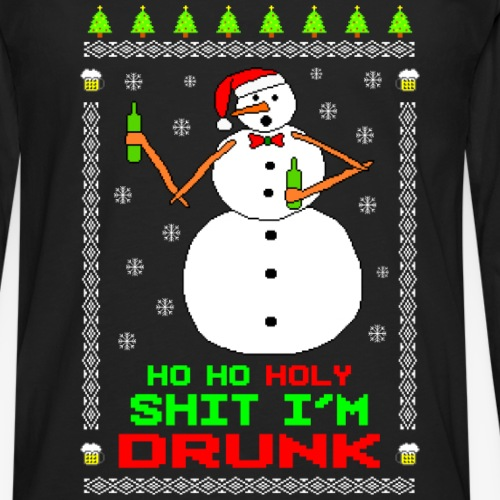 Ho Ho I´m Drunk Ugly Christmas