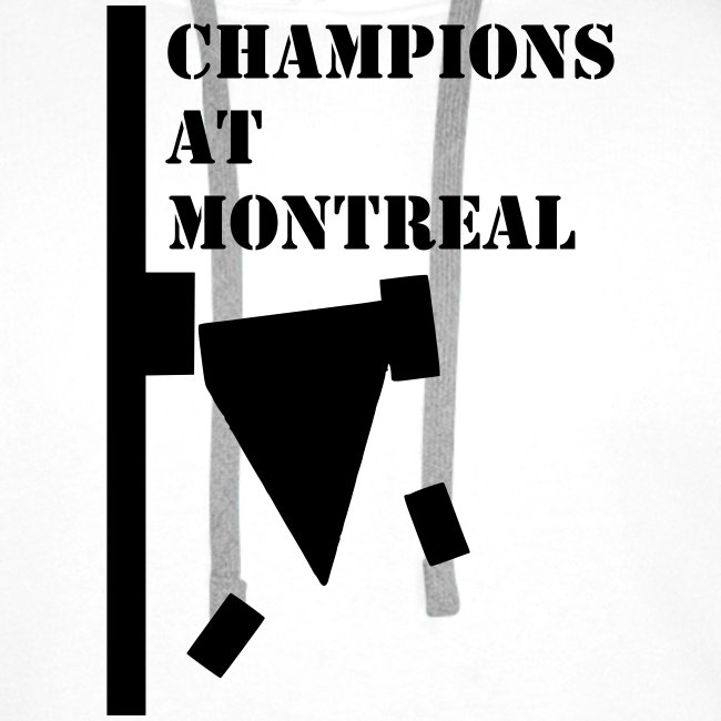 Champions at Montreal Hoodie