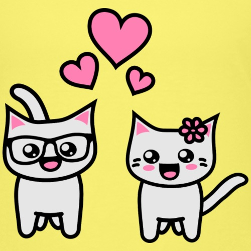 Kawaii Kittehs Valentines