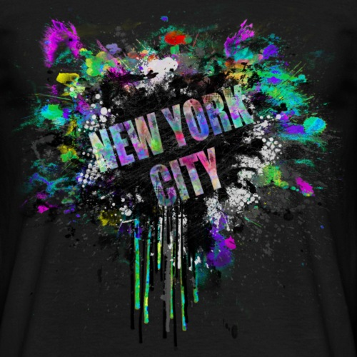 COLORFUL CHAOS NYC DESIGN