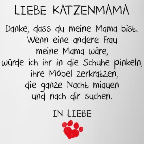 Liebe Katzenmama