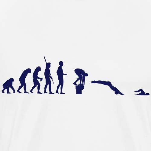 Evolution Schwimmer
