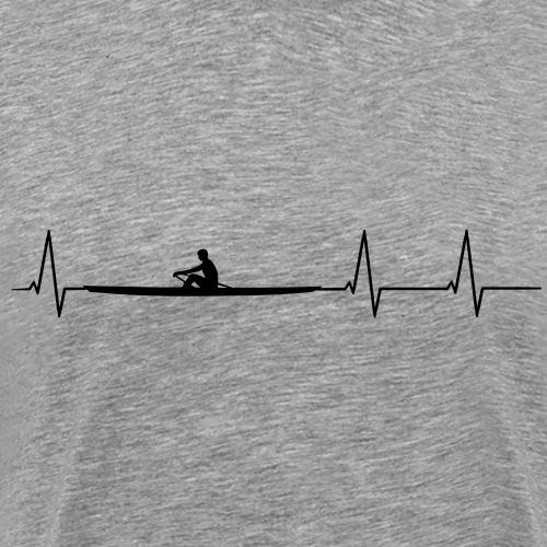 Herzschlag Rudern
