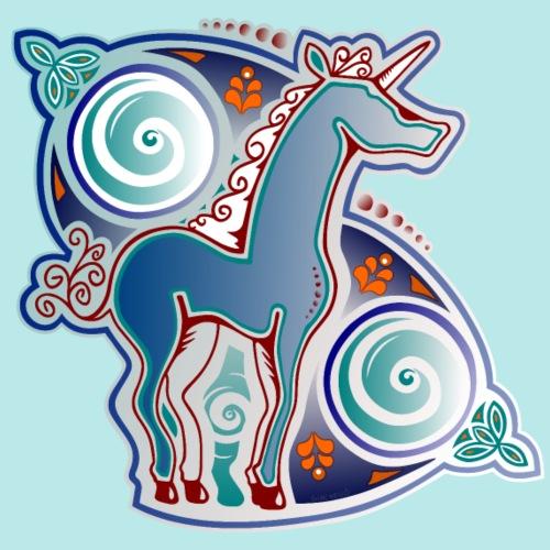 Licorne celtique