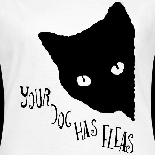 Your dog has fleas