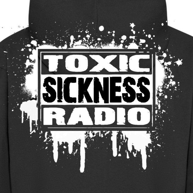 NEW Zip Up Toxic Sickness Hoodies