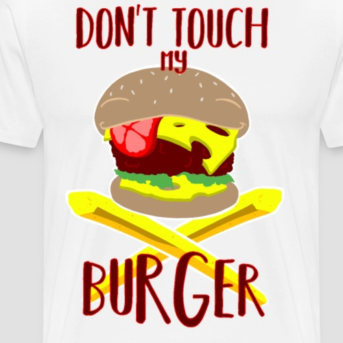 dont touch burger