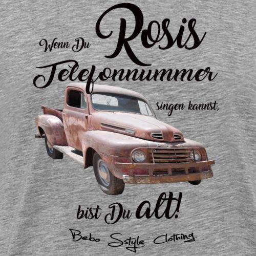 ROSIS Telefonnummer
