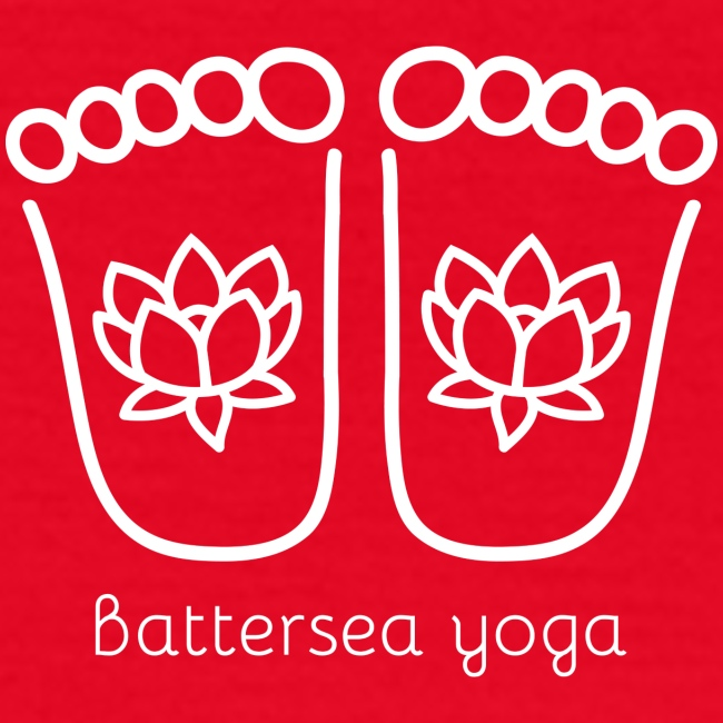 """Enjoy Battersea Yoga"" Women's Tee"