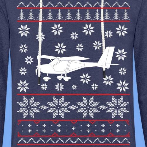 ugly chrismas a22 Flugzeug Pilot Weihnachten ul