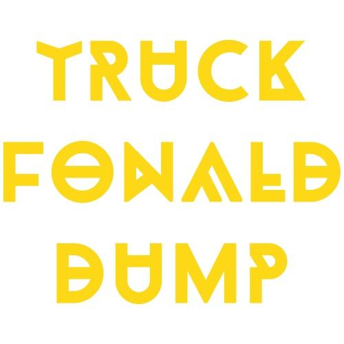 Truck Fonald Dump - Trump, USA, President