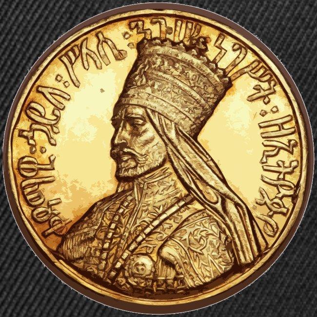 Haile Selassi I - Jah Rastafari - Cap