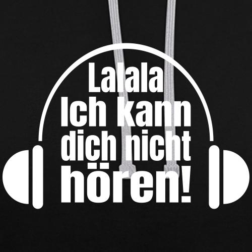 Lustiger Kopfhörer Musik Nicht Hören Singen Spruch
