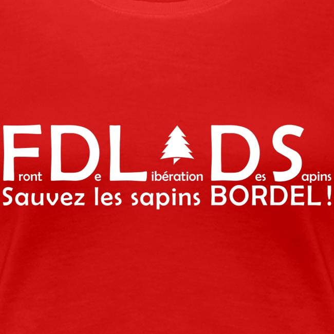 FDLDS Sauvons les Sapins