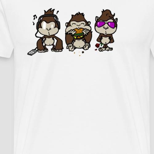 3 monkey cool
