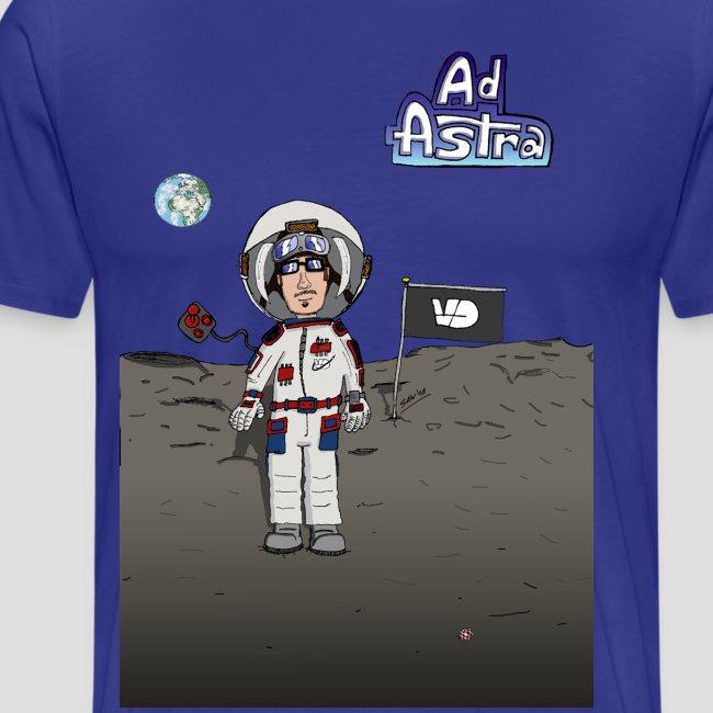 "T-Shirt ""Ad Astra"""