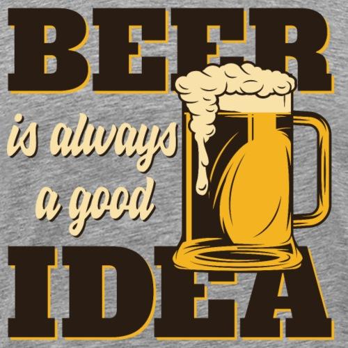 Beer good Idea