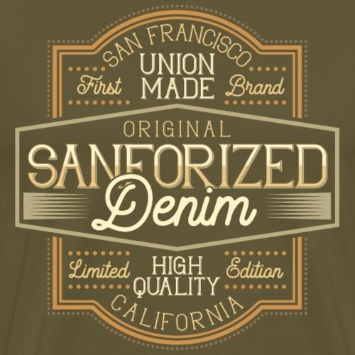 Sanforced Denim