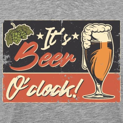 It´s Beer O´Clock