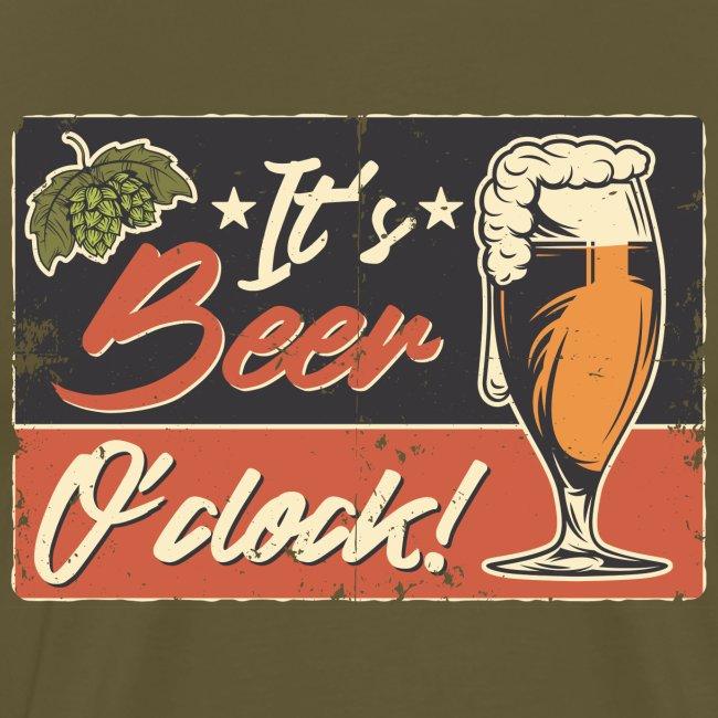 It´s Bier O´Clock
