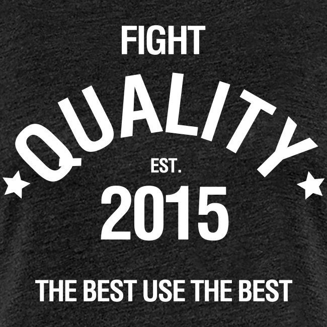Womens Est. 2015 T-Shirt Dark Grey