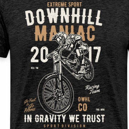 Downhill Maniac