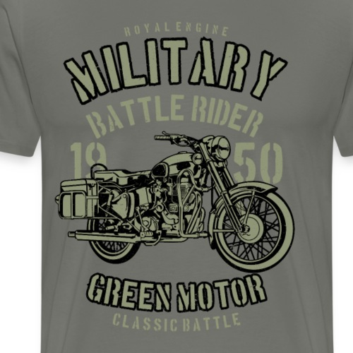 Green Military Ride