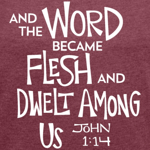 And the Word became Flesh (dark)