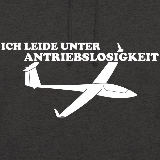 Antriebslosigkeit Segelflieger Segelflugzeug - Tshirt von Flieschen