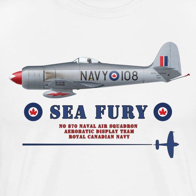 Sea Fury RCAN