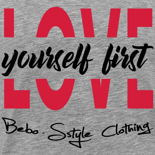 love-yourself first