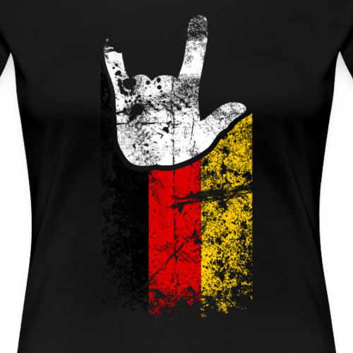 ILY Handsign Germany
