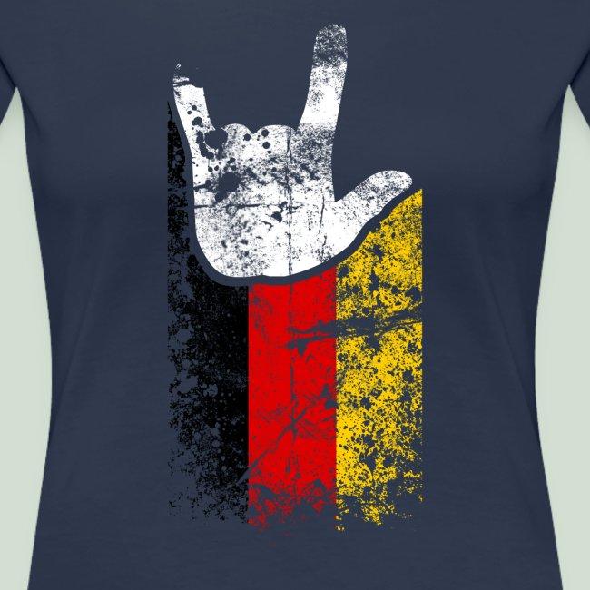 ILY Germany Handsign