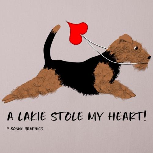 Lakeland terrier thief