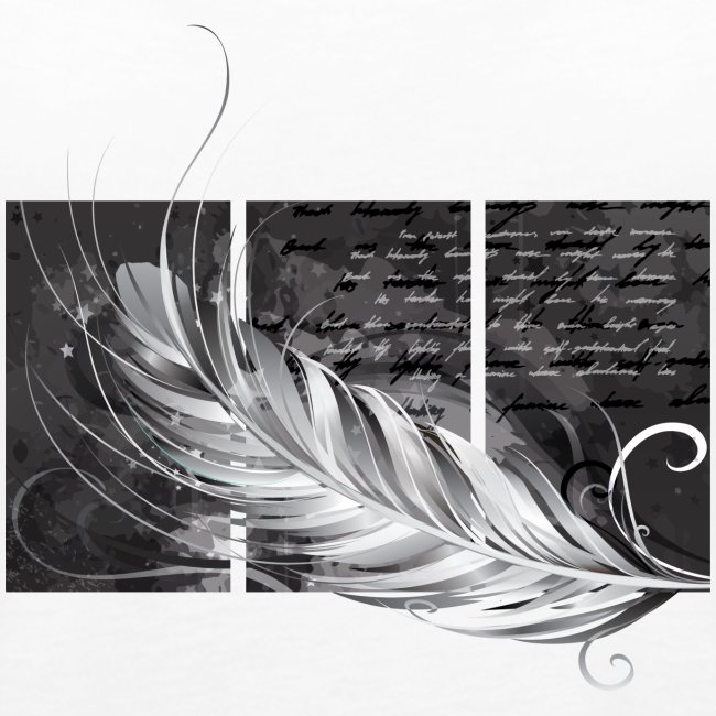 Triptyque Feather
