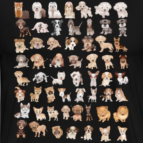 Hunde T-Shirt