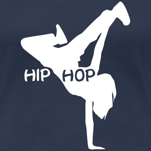 Hip Hop Frau